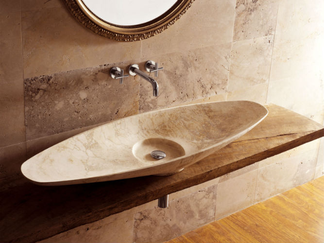 Раковина из мрамора для ванной отзывы